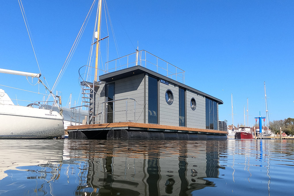 5 things you didn't know about our floating apartments